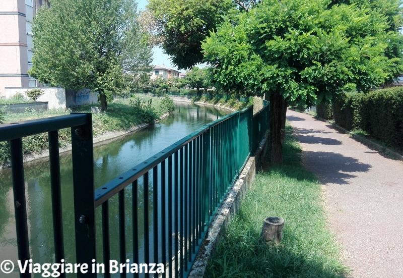 Cosa fare a Nova Milanese, la pista ciclabile del Villoresi