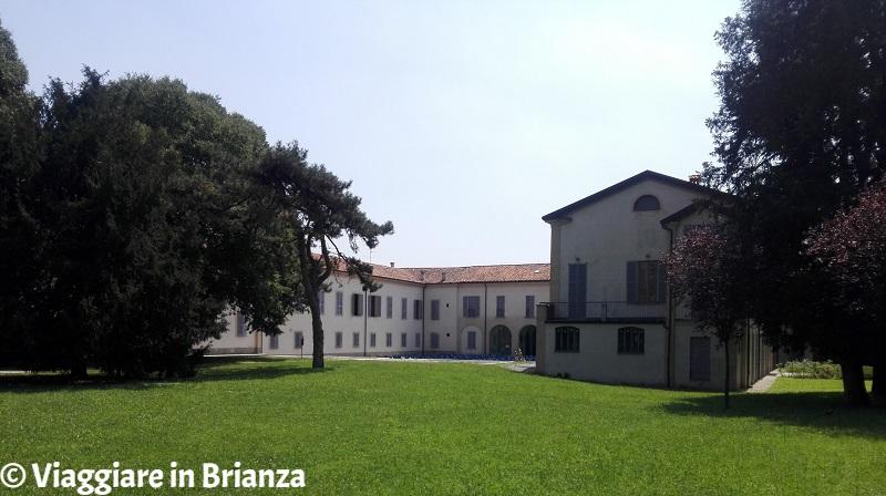 Cosa fare a Nova Milanese, Villa Brivio Vertua Prinetti