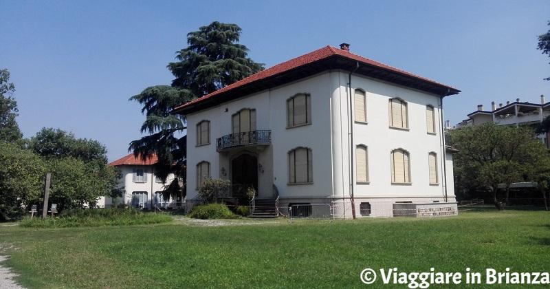 Cosa fare a Nova Milanese, Villa Vertua Masolo