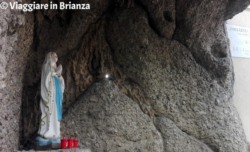 Cosa fare a Novedrate, la Grotta di Lourdes