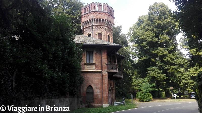 Cosa fare a Novedrate, la Torretta del Castello Airoldi