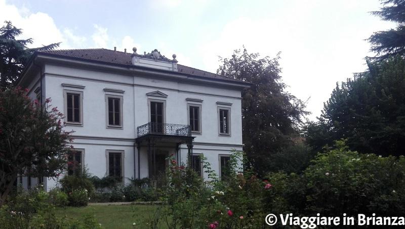 Cosa fare a Novedrate, Villa Luigia