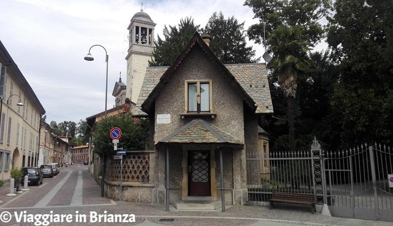 Cosa fare a Vedano al Lambro, la portineria di Villa Litta