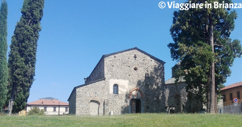Cosa vedere in Brianza, la Basilica di Galliano