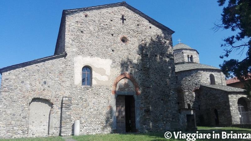 Cosa vedere in Brianza, la Basilica di San Vincenzo a Cantù