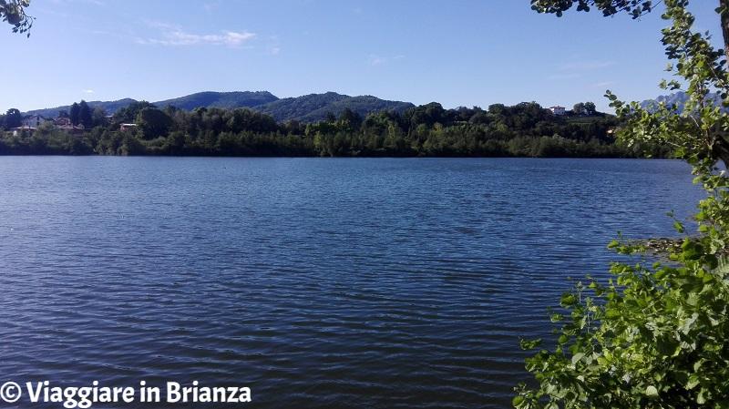 Dove fare picnic in Brianza, il lago di Sartirana