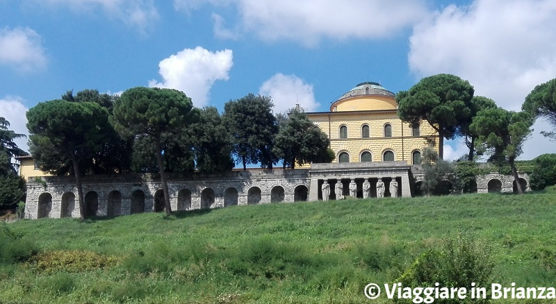 Inverigo, Villa La Rotonda