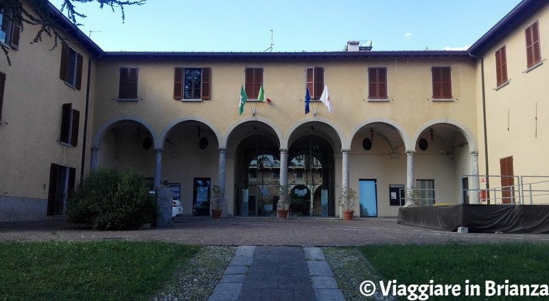 Lambrugo, il Monastero di Santa Maria Assunta