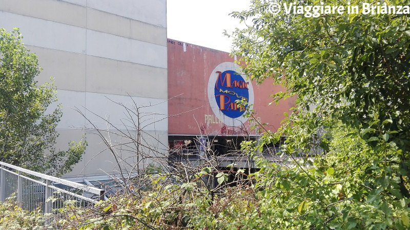 Luoghi abbandonati in Brianza, il Magic Movie Park