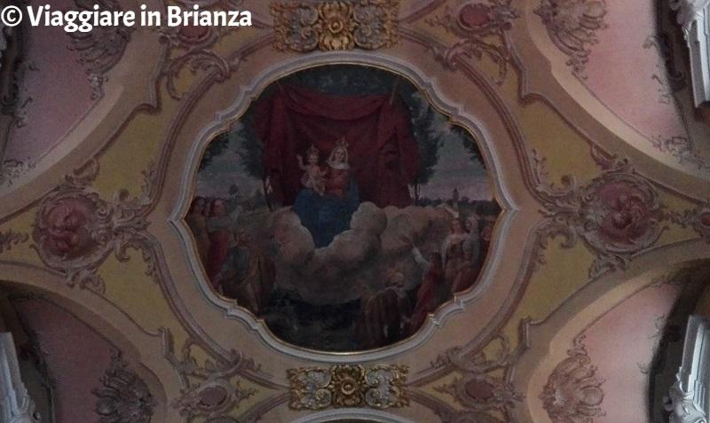 La Madonna della Misericordia venerata dai fedeli