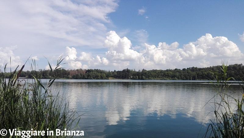 Montorfano, il lago