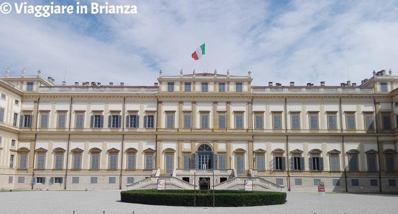 Monza, la Villa Reale