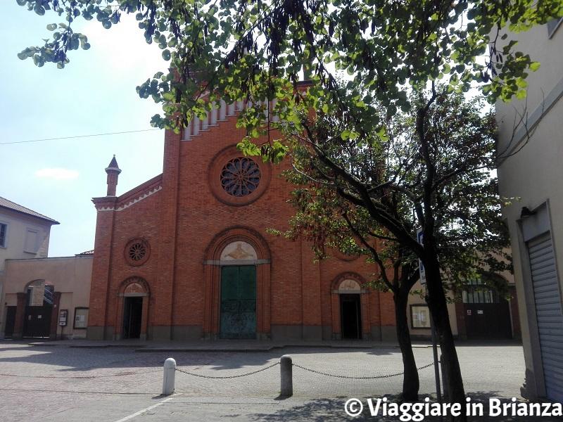 Muggiò, la Chiesa dei Santi Pietro e Paolo
