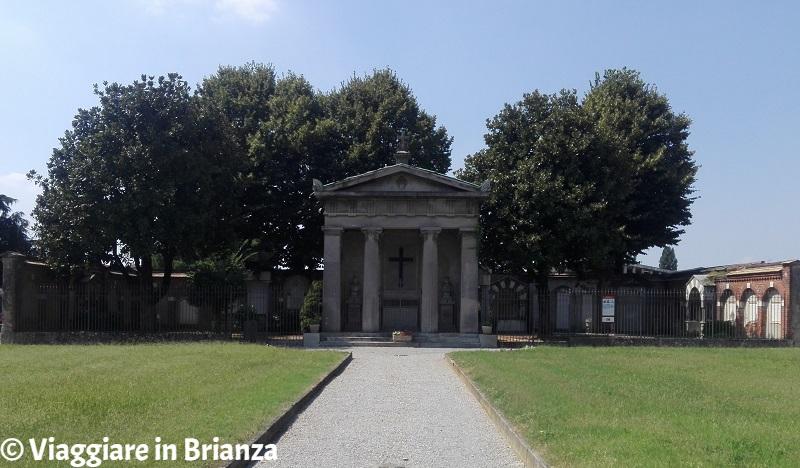 Muggiò, il Mausoleo Casati Stampa