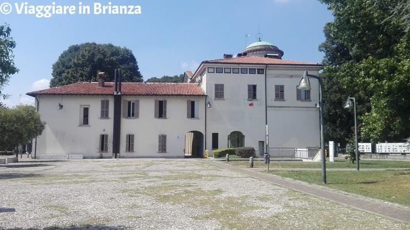 Muggiò, Villa Casati Stampa di Soncino