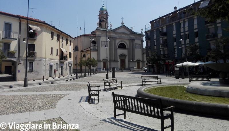 Nova Milanese, la Chiesa di Sant'Antonino Martire
