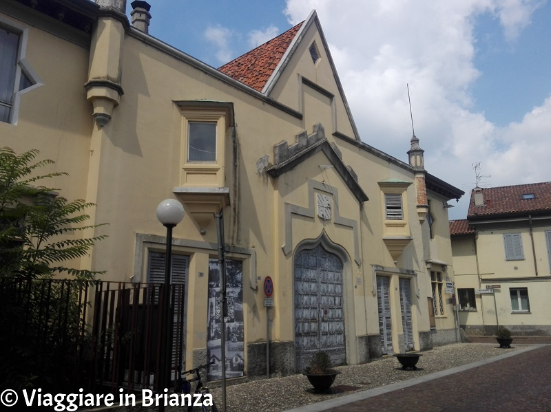 Novedrate, Villa Casana