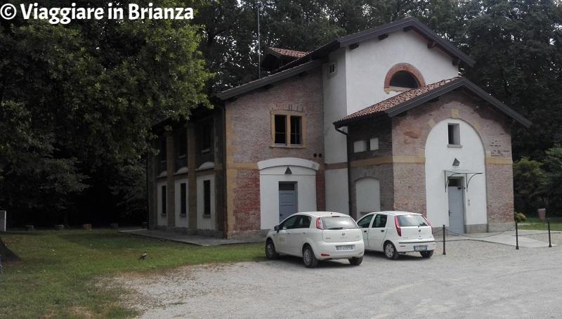 Parco di Monza, Cascina Fontana