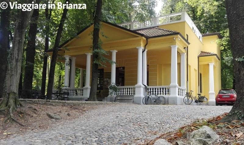 Parco di Monza, il Padiglione Cavriga