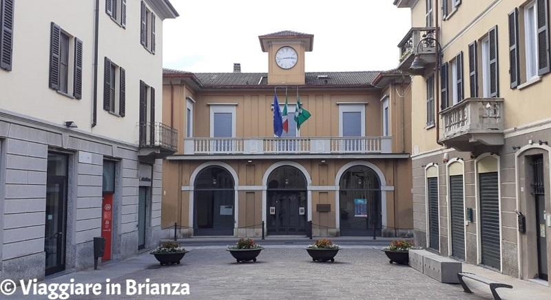 Villa Calvi a Cantù
