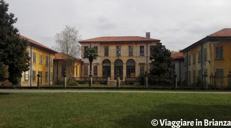 Villa Mirabellino a Monza