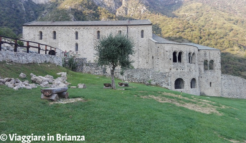 L'Abbazia di San Pietro al Monte