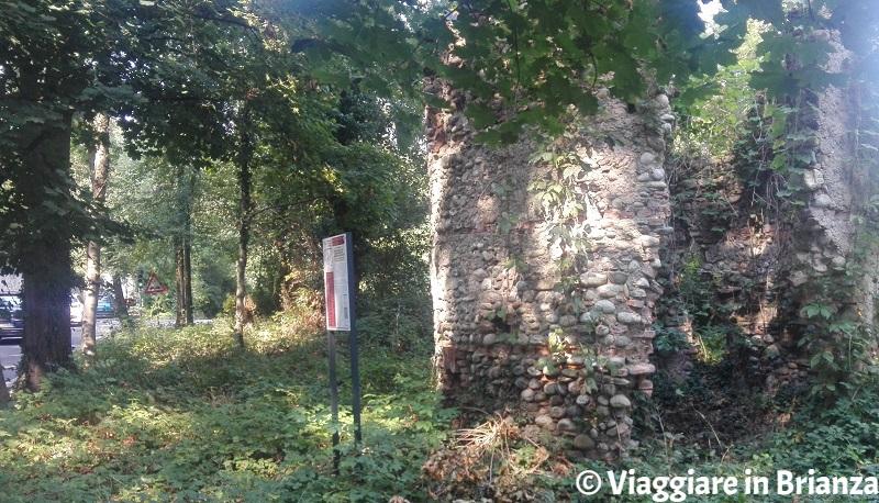 Cosa fare a Biassono, i resti della torre