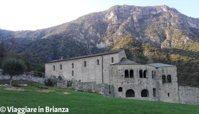 Cosa fare a Civate, la Basilica di San Pietro al Monte