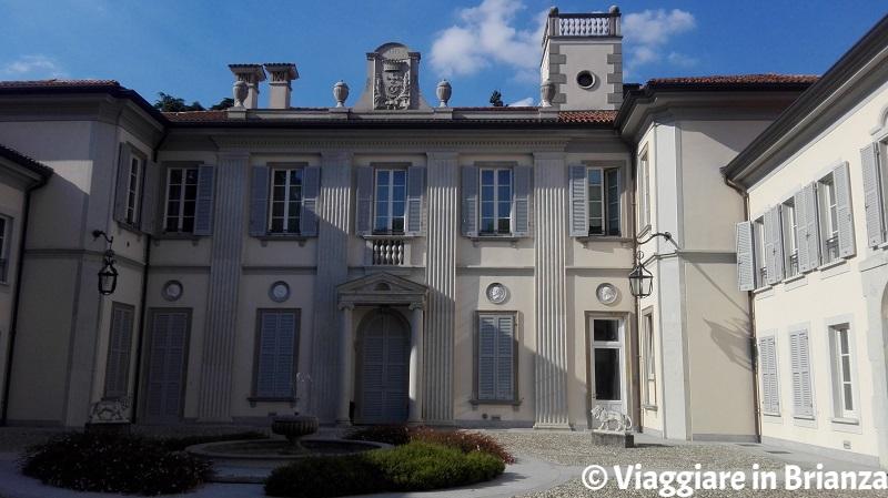 Cosa fare a Desio, Villa Vernazzi Longoni
