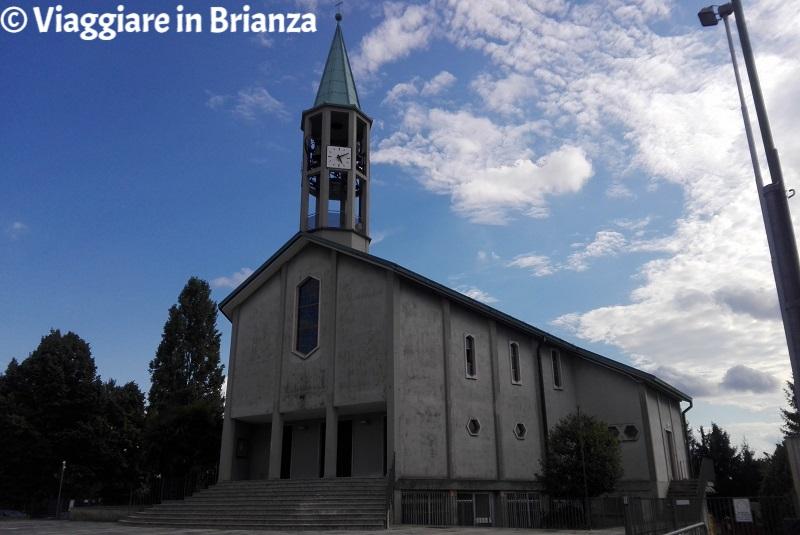 Cosa fare a Giussano, la Chiesa di San Francesco
