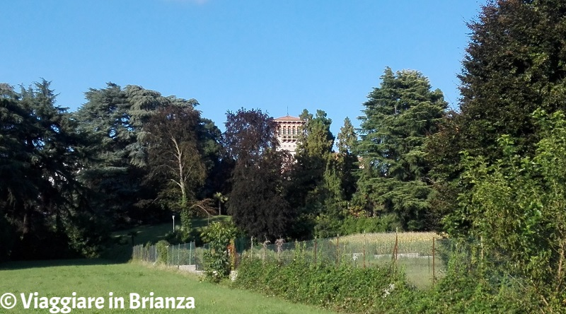Cosa fare a Giussano, Villa Longoni