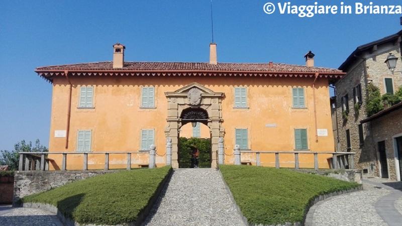 Cosa fare a Montevecchia, Villa Vittadini
