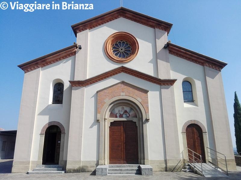 Cosa fare a Monticello Brianza, la Chiesa di Sant'Agata