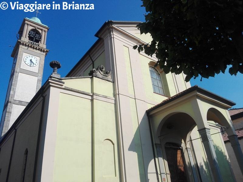 Cosa fare a Monticello Brianza, la Chiesa di Santa Maria della Purificazione