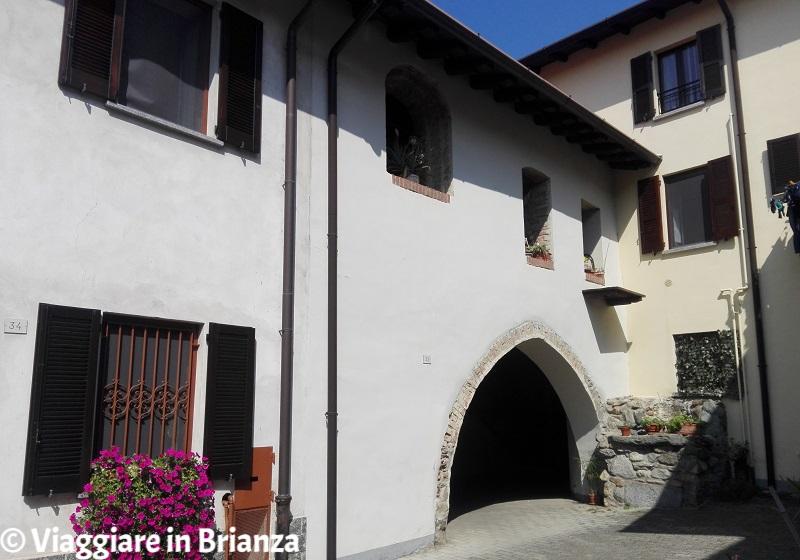 Cosa fare a Monticello Brianza, l'edificio medievale