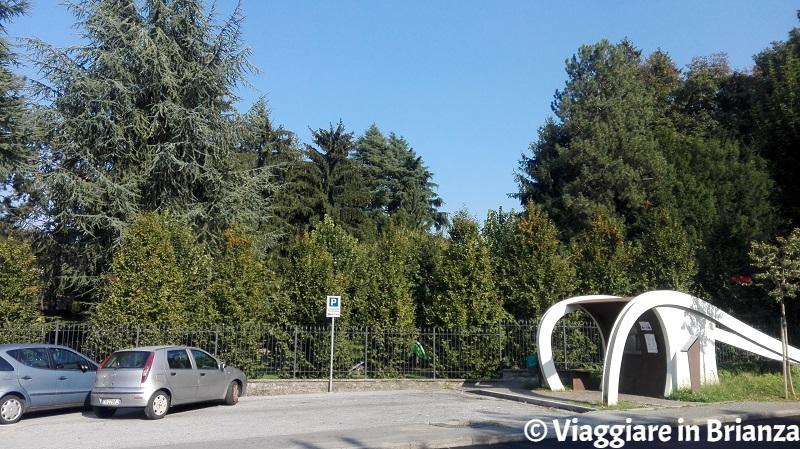 Cosa fare a Monticello Brianza, il parco di Villa Bocconi