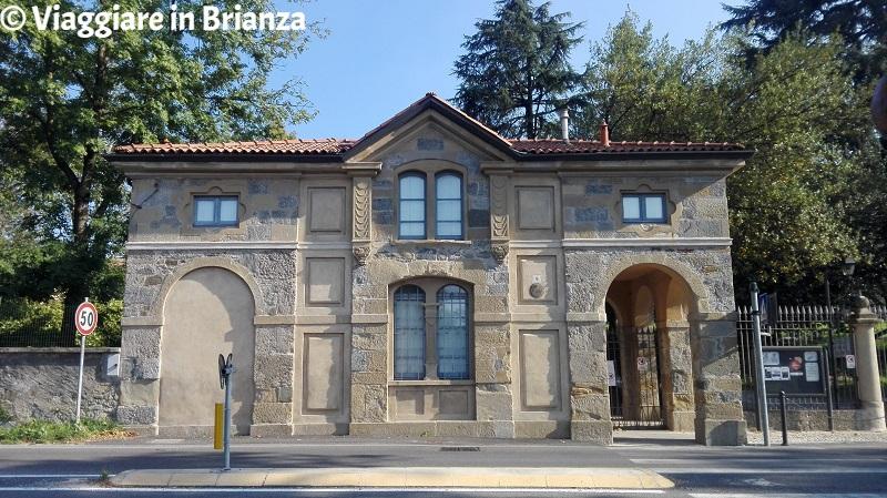 Cosa fare a Monticello Brianza, la portineria di Villa Greppi