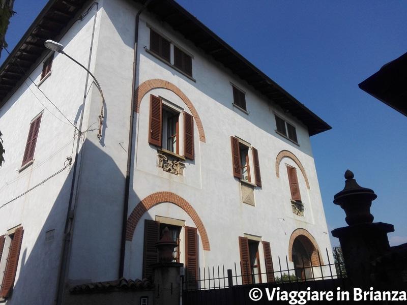 Cosa fare a Monticello Brianza, Villa Borla