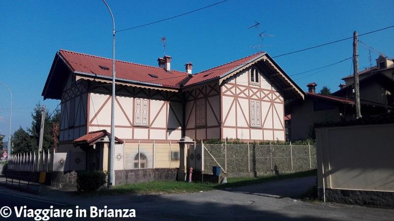 Cosa fare a Monticello Brianza, Villa Crescina