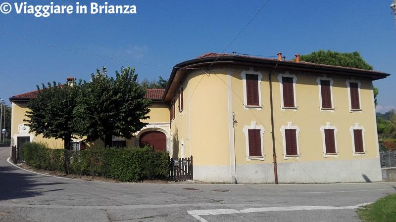 Cosa fare a Monticello Brianza, Villa Pedrazzini