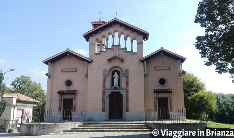 Cosa fare a Renate, la Chiesa dei Santi Alessandro e Mauro