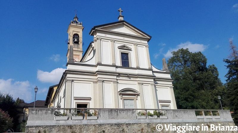 Cosa fare a Triuggio, la Chiesa di Santa Maria della Neve