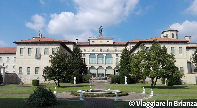 Cosa fare a Triuggio, Villa Sacro Cuore
