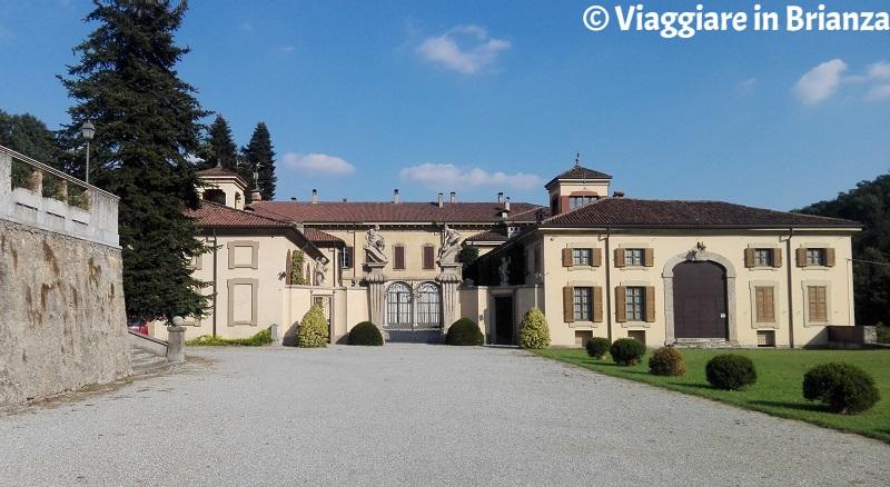 Cosa fare a Triuggio, Villa Taverna