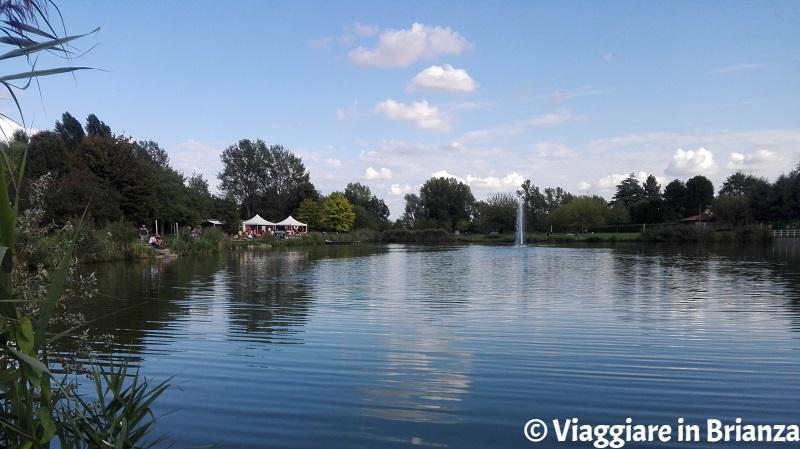 Laghi in Brianza, il laghetto di Giussano