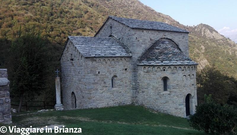 L'Oratorio di San Benedetto a Civate