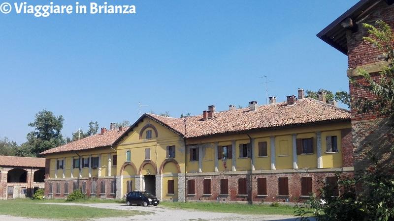 Parco di Monza, Cascina Casalta Nuova