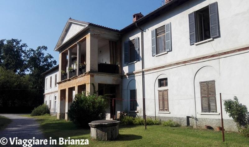 Parco di Monza, Cascina Casalta Vecchia