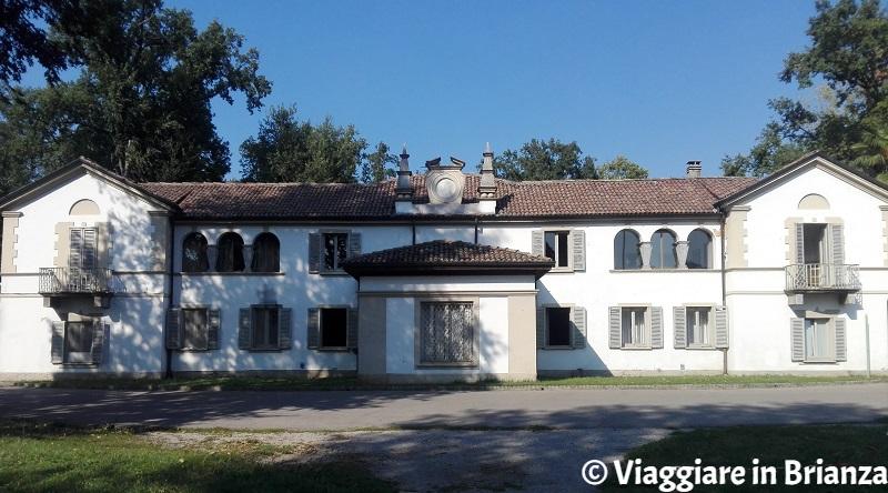Parco di Monza, la Fagianaia Reale