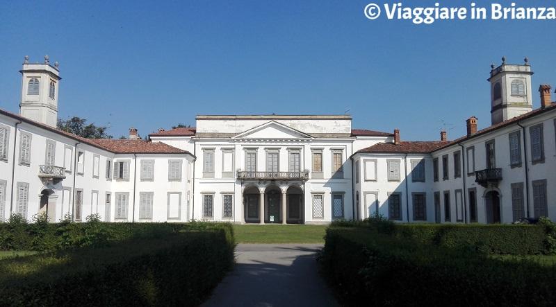 Parco di Monza, Villa Mirabello